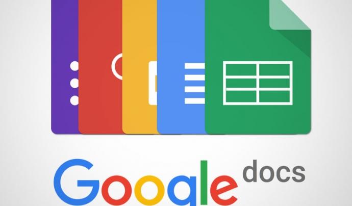 Amb Google Docs podreu treballar en els vostres projectes de forma col·laborativa.