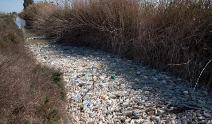 Espanya exporta residus plàstics a Malàisia, Indonèsia, Hong Kong, Vietnam, Índia i Pakistan. Font: Greenpeace