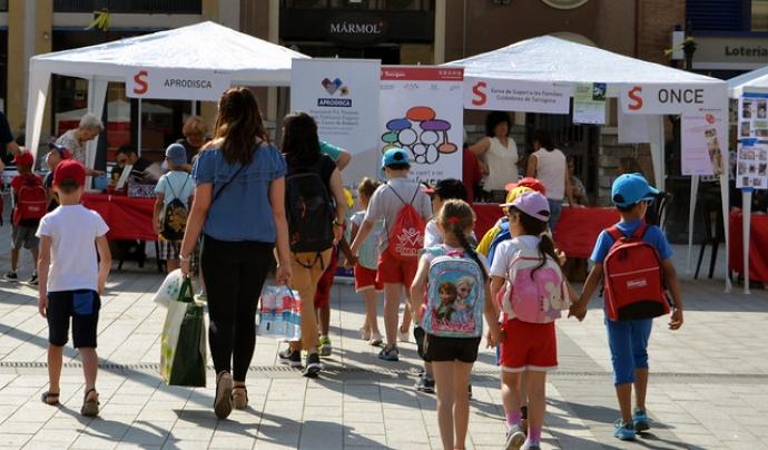 El TAST Social està obert a un públic divers, tant a adults com a infants. Font: FCVS