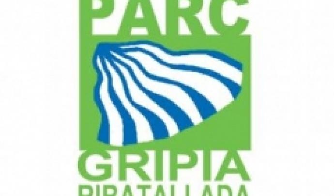 """Logotip del projecte """"Parc de la Grípia Ribatallada"""" (imatge: adenc.cat)"""