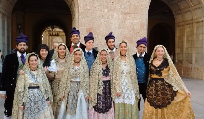El Grup de Dansa de Vilanova fa 75 anys.