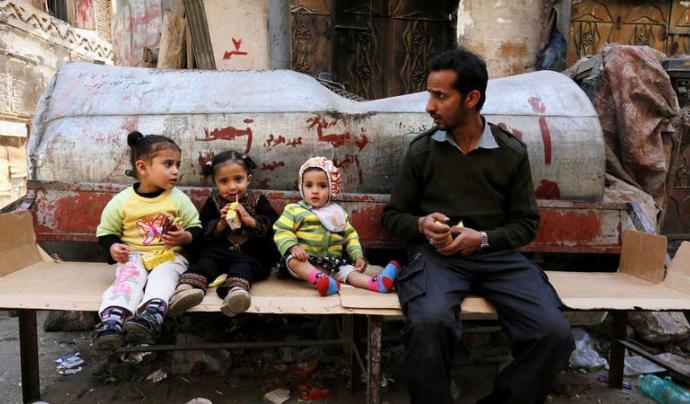 Les principals víctimes de la guerra al Iemen són els infants Font: RTVE