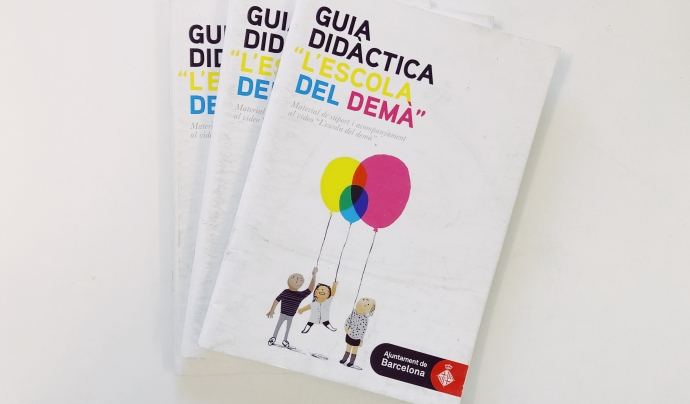 Guia didàctica 'L'escola del demà', elaborada per Coeducacció. Font: Coeducacció