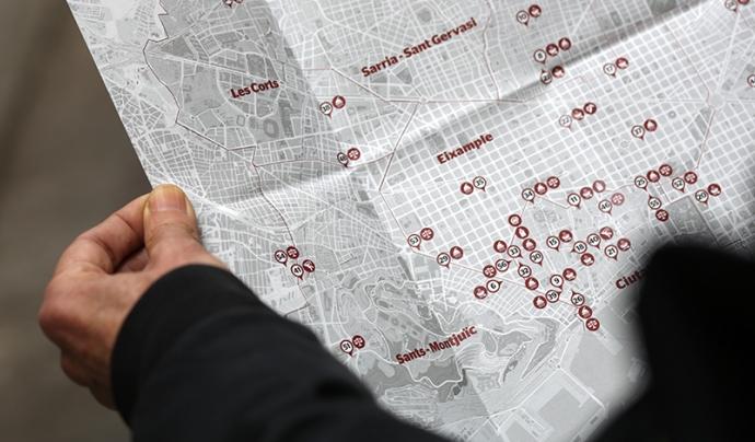 Guia per viure al carrer a Barcelona Font: Arrels