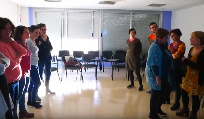 Guia pedagògica per al diàleg controvertit a l'aula Font: Escola de Cultura de Pau