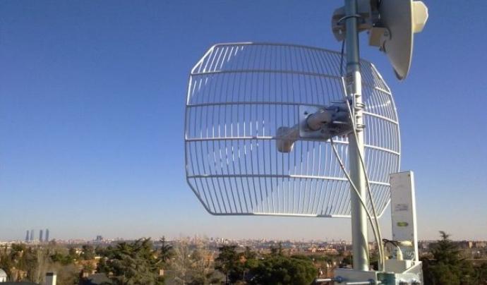 La Covid-19 ha provocat un increment de trànsit d'internet, de mitjana, d'entre un 50% i un 80% a Catalunya. Font: Guifi.net