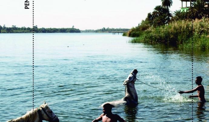 Llibre 'Hijos del Nilo'.
