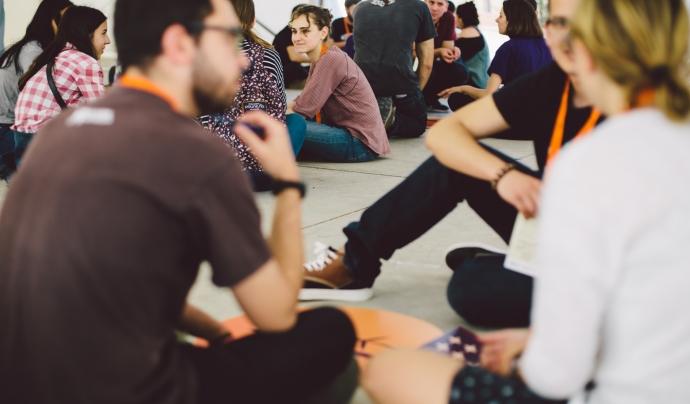 Fomentant una mirada inclusiva dels Drets Sexuals i Reproductius des dels espais educatius de lleure es poden contrarestar discursos i actuacions discriminatòries. Font: Consell Nacional de Joventut de Catalunya