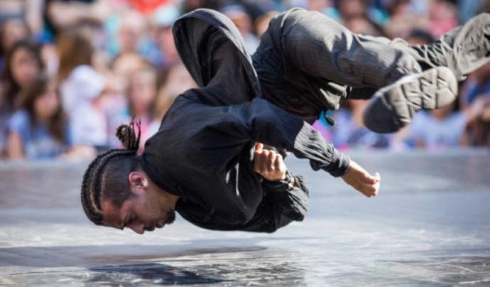 TDU All Styles Battle al HOP Festival 2019 Font: HOP Festival
