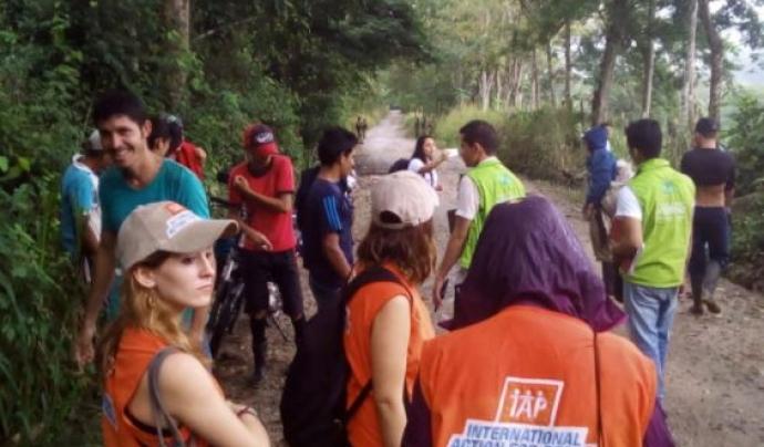 Voluntariat Internacional IAP