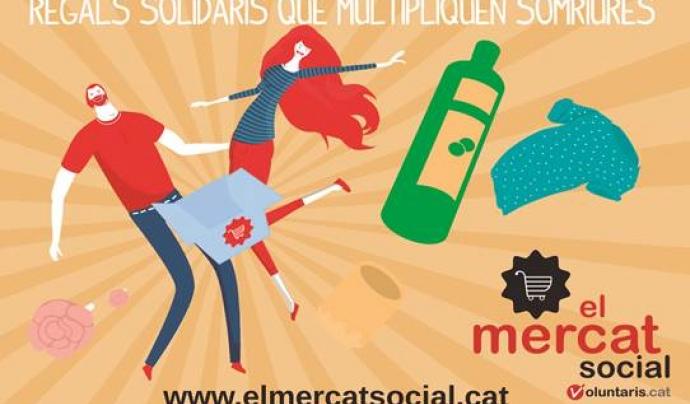 Regals solidaris que multipliquen somriures. Font: FCVS