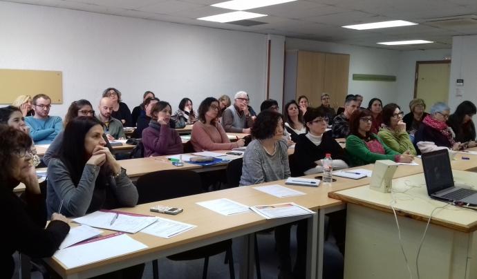 La idea de crear la 'Xarxa de recursos laborals' va sorgir en les 'Jornades de Recursos Laborals a Sant Adrià de Besòs: Experiències per a l'Orientació i Inserció Laboral'