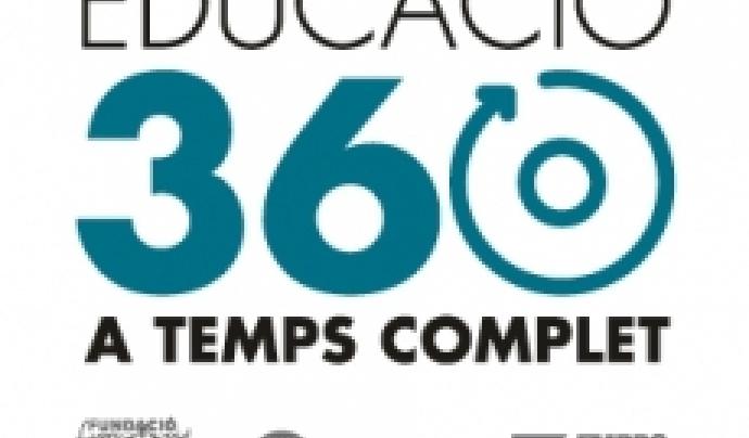 Cartell de presentació de la iniciativa EDUCACIÓ360