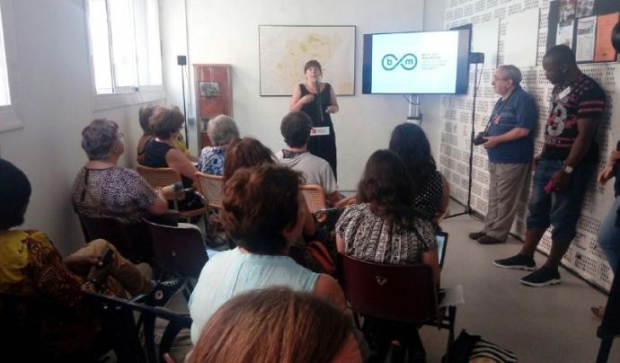Presentació de la iniciativa El Banc del Moviment