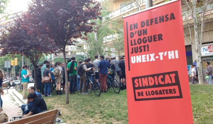 Font: Sindicat de Llogaters