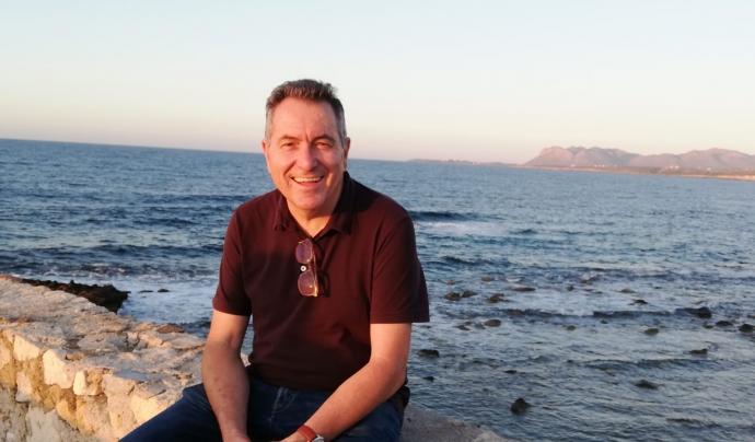 Daniel Pi, coordinador Oficina Tècnica de l'associació. Font: Daniel Pi