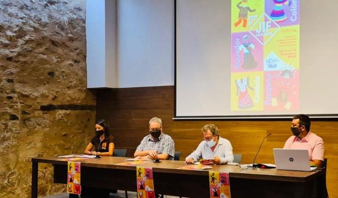 El festival se celebrarà del 4 al 10 de setembre i serà itinerant per ciutats de Catalunya. Font: Adifolk