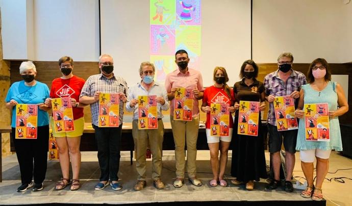 Les Jornades Internacionals Folklòriques de Catalunya van néixer amb l'objectiu de cohesionar les cultures del món i la catalana  Font: Adifolk