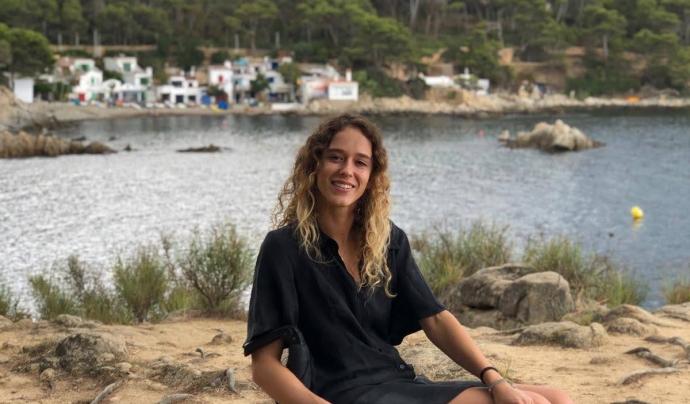 Jana Arimany és una de les cofundadores de l'Associació Capaç i Vàlida que treballa en la visibilitat de la discapacitat. Font: Associació Capaç i Vàlida