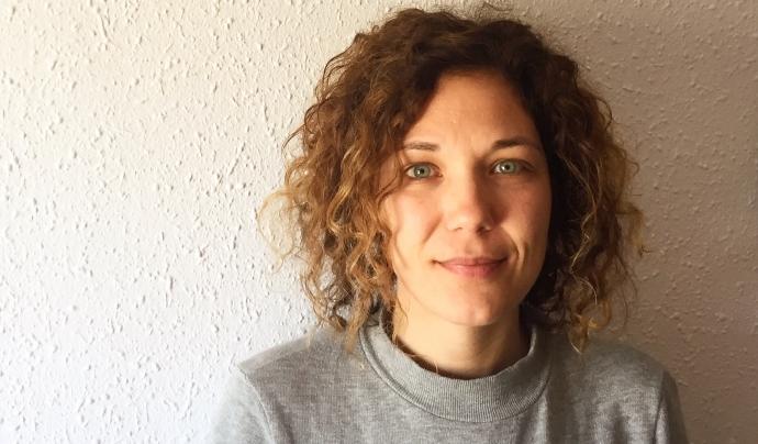 L'Ariadna Vilà és la coordinadora i psicòloga de Valentes i Acompanyades. Font: Valentes i Acompanyades