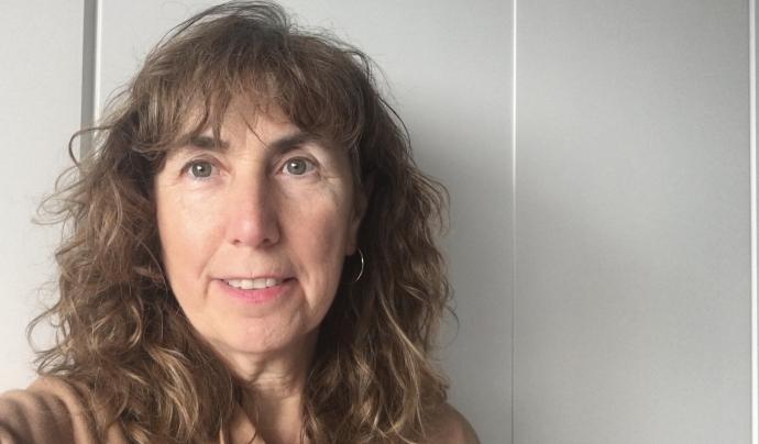 Francina Martí és professora d'educació secundària i Presidenta de l'Associació de Mestres Rosa Sensat Font: Associació de Mestres Rosa Sensat