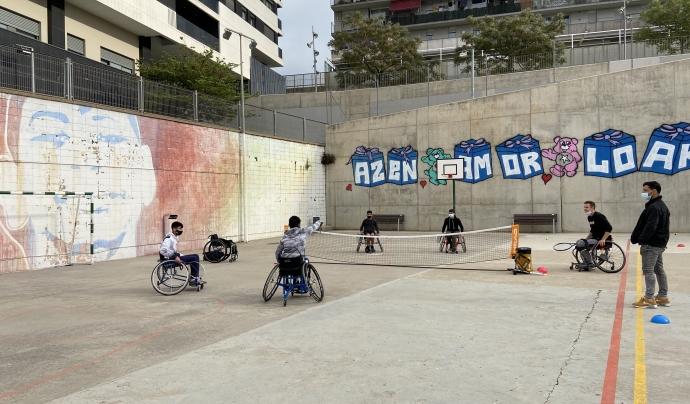 L'associació treballa per fomentar una visió més inclusiva i sana. Font: Associació Capaç i Vàlida