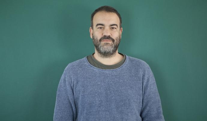 Oriol Roca, president del Consell rector de la cooperativa +Educació Font: Cooperativa +Educació