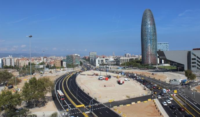 El projecte de Transformació de Glòries, focus de les demandes veïnals Font: Ajuntament de Barcelona