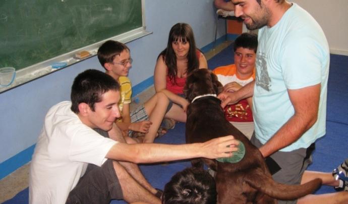 Lleure i discapacitats - Font: infoanoia.cat