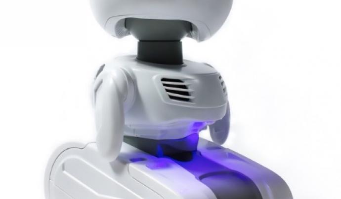 Robot Misty II Font: Misty Robotics