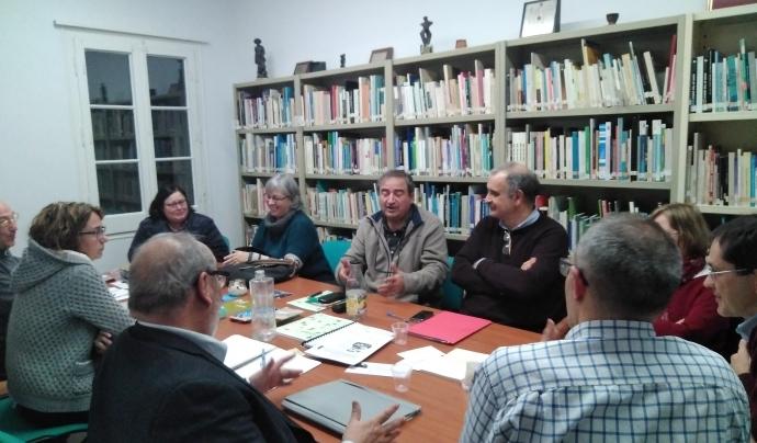Reunió de Justícia i Pau Font: Justícia i Pau