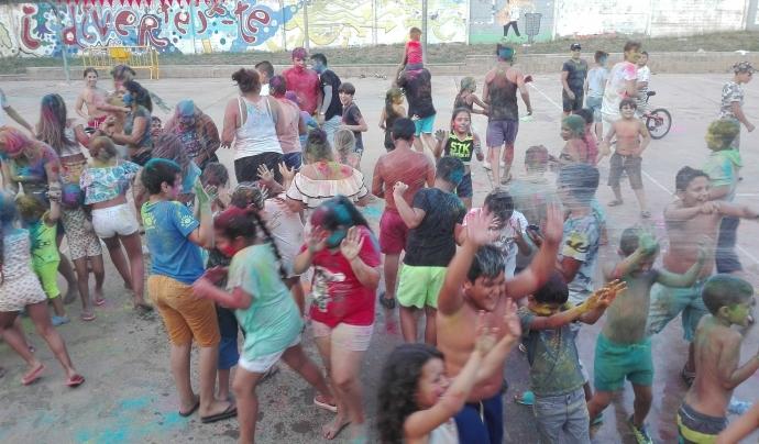 Festa Holi de la Festa Major Font: A.A.S.S.