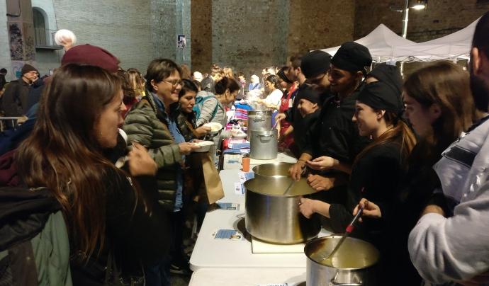 Festival Raval(s) Reunió Font: Fundació Tot Raval