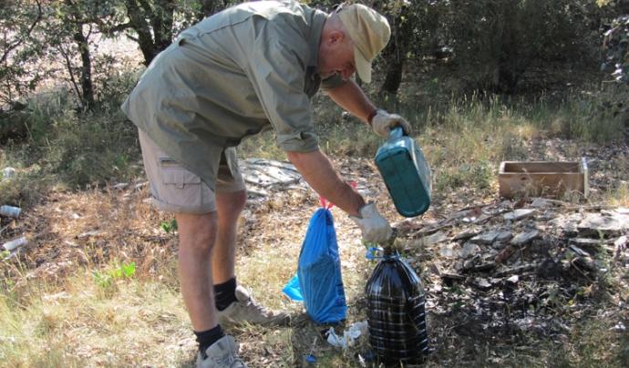 El Grup de Defensa del Medi Natural de la Segarra va néixer el 1991 arrel de la preocupant realitat de l'ecosistema comarcal a la Segarra. Font: Grup de Defensa del Medi Natural de la Segarra
