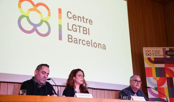 El Centre LGTBI es converteix en el primer equipament municipal que oferirà un programa d'acompanyament personalitzat a persones trans Font: Centre LGTBI