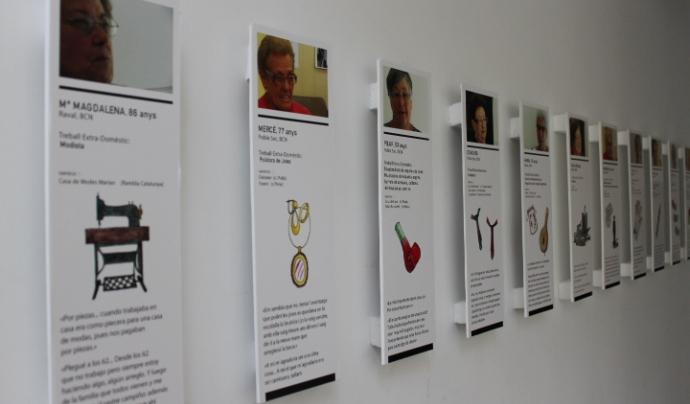 Exposició 'Las Pieceras'