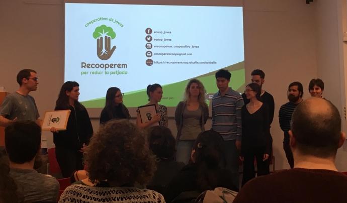 Un cop acabat el programa, els grup de joves que hi ha participat valora molt positivament l'experiència Font: Recooperem