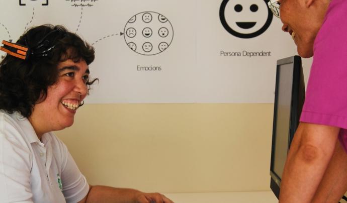 Projecte AutonoMe de l'Institut de Robòtica per la Dependencia Font: Instituto de Robotica para la Dependencia