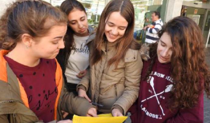 Projecte Implica't Font: Fundació Adsis
