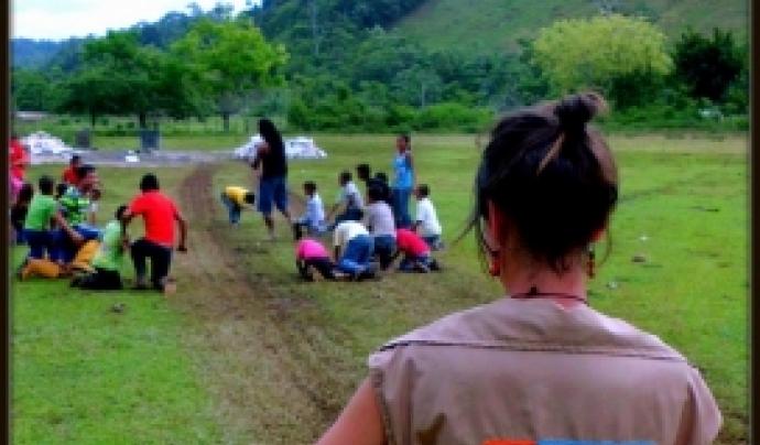 Voluntariat per la pau a Colòmbia amb IAP