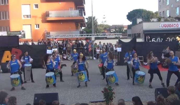 Un moment de l'edició de 2016 Font: Batucharli