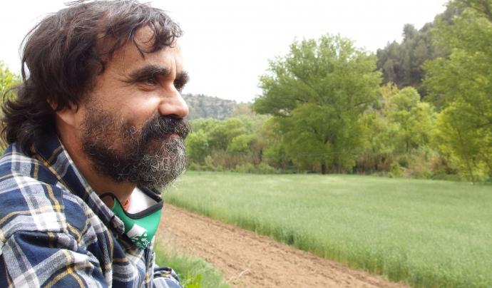 Jaume Brustenga, secretari de l'Associació l'Era. Font: Associació l'Era