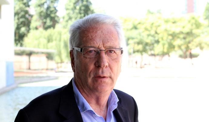 Jaume Marsal és el coordinador del projecte Immigrants emprenedors de VAE.  Font: VAE
