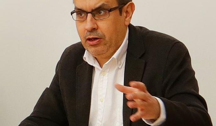 Joan Segarra és el president de La Confederació, entitat que organitza aquest mes d'abril la cinquena edició dels Premis Confederació. Font: La Confederació. Font: La Confederació