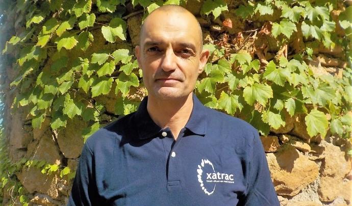 Jordi Gaitan és el coordinador pedagògic de les estades marines. Font: Xatrac. Font: Font: Xatrac.