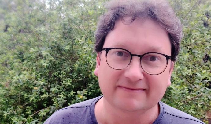 Jordi Torallas, secretari de l'Ass. Naturalistes del Montnegre i la Tordera Font: Ass. Naturalistes del Montnegre i la Tordera