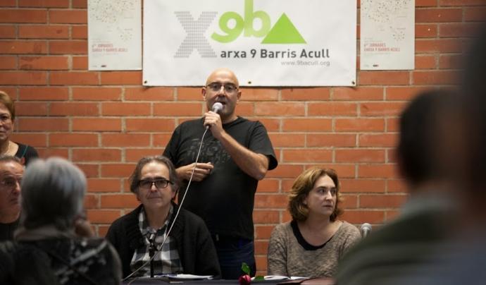 Jornades 9 Barris Acull. Font: Joan Martinez Serres (Google+)
