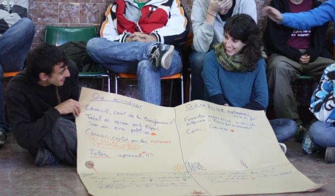 II Jornades de Lleure i Sexisme (font: ESPLAC, 2012).