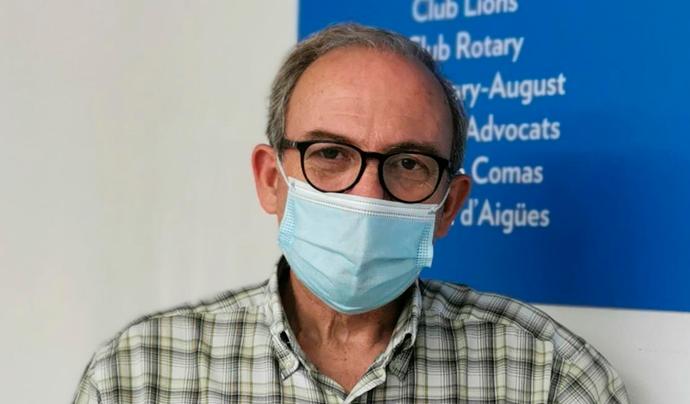 Josep Maria Carreto Poveda, director de la Fundació Bonanit.  Font: Fundació Bonanit