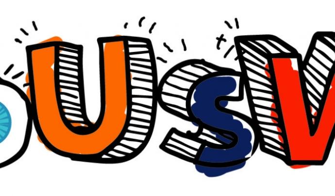 Logo campanya 'Jo us veig'